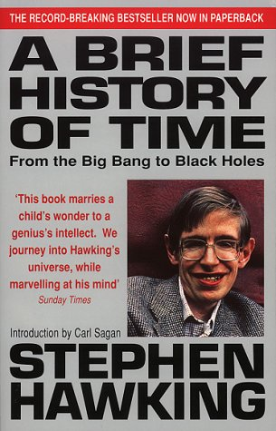 "Hawking, Stephen ""A Brief History of Time"" INBUNDEN"