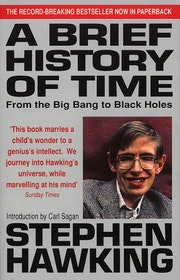 "Hawking, Stephen ""A Brief History of Time"" INBUNDEN"