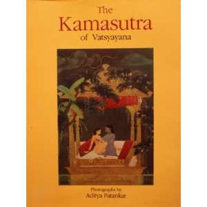 """The Kamasutra of Vatsyayana"" INBUNDEN"