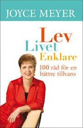 """Meyer, Joyce """"Lev Livet enklare"""" INBUNDEN"""