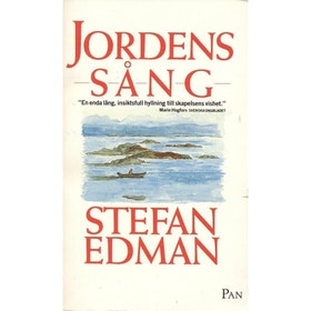 """Edman, Stefan """"Jordens sång"""" HÄFTAD"""