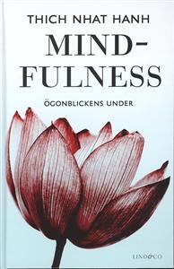 """Thich Nhat Hanh """"Mindfulness : ögonblickens under"""" KARTONNAGE"""