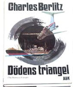 "Berlitz, Charles, ""Dödens triangel"" POCKET"