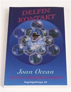 """Ocean, Joan """"Delfinkontakt - Att leva mångdimensionellt"""" HÄFTAD"""