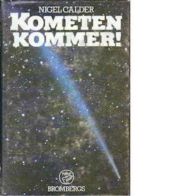 "Calder, Nigel ""Kometen kommer!"" INBUNDEN"