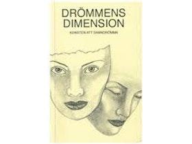 """Lindbohm, Denis, """"Drömmens dimension - konsten att sanndrömma"""" HÄFTAD SLUTSÅLD"""