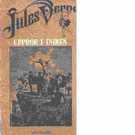 """Verne, Jules """"Uppror i Indien"""" POCKET"""