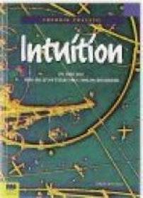 """Praesto, Fredrik """"Intuition - en bok om hur du utnyttjar dina dolda resurser"""" KARTONNAGE SLUTSÅLD"""