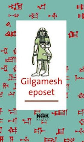 """Warring, Lennart & Taina Kantola, """"Gilgamesh-eposet"""" ANTIKVARISK POCKET SLUTSÅLD"""