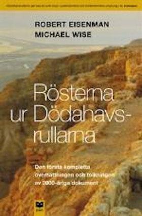 """Eisenman, Robert & Michael Wise, """"Rösterna ur dödahavsrullarna"""" HÄFTAD (2001)"""