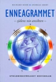 "Rohr, Richard & Ebert, Andreas ""Enneagrammet : själens nio ansikten"" INBUNDEN SLUTSÅLD"