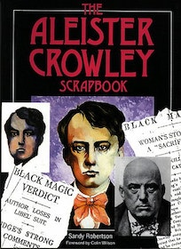 "Robertson, Sandy ""The Aleister Crowley Scrapbook"" INBUNDEN SLUTSÅLD"