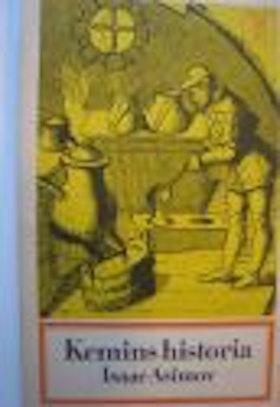 "Asimov, Isaac ""Kemins historia"" POCKET SLUTSÅLD"