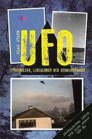 """Svahn, Clas """"UFO : spökraketer, ljusglober och utomjordingar"""""""