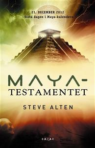"Alten, Steve ""Mayatestamentet"" INBUNDEN SLUTSÅLD"