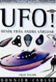 """Wilson, Colin """"UFO! Besök från andra världar"""" KARTONNAGE SLUTSÅLD"""