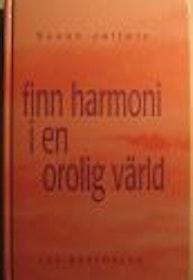 """Jeffers, Susan """"Finn harmoni i en orolig värld"""" KARTONNAGE SLUTSÅLD"""