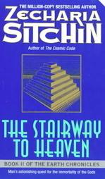 "Sitchin, Zecharia, ""The Stairway to heaven"" ANTIKVARISK POCKET SLUTSÅLD"