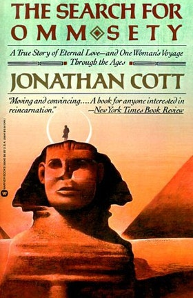 """Jonathan Cott, The Search for Omm Sety - A true story of eternal love and one womans voyage through the ages"""" HÄFTAD SLUTSÅLD"""