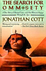 "Jonathan Cott, The Search for Omm Sety - A true story of eternal love and one womans voyage through the ages"" HÄFTAD SLUTSÅLD"