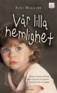"""Maguire, Toni """"Vår lilla hemlighet"""" POCKET SLUTSÅLD"""