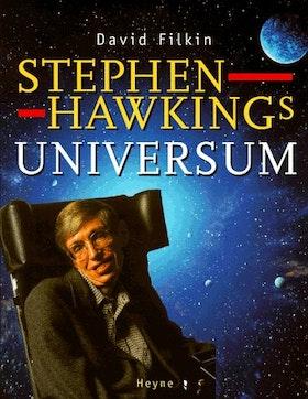 """Filkin, Stephen """"Stephen Hawkings universum : på upptäcktsfärd i kosmos"""" INBUNDEN"""