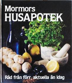 """Falk, Eva / Lindh, Carin / Rostock, Gun - Britt. (red). """"Mormors husapotek. - Råd från förr, aktuella än idag"""" KARTONNAGE"""