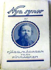 """Johansson, Anton """"Nya syner från fjärrskådaren från Finnmarken"""" HÄFTAD SLUTSÅLD"""