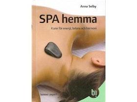 """Selby, Anna """"SPA hemma - kurer för energi, balans och harmoni"""" KARTONNAGE"""