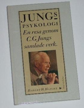 """Hopcke, Robert H """"Jungs psykologi. En resa genom C. G. Jungs samlade verk"""" POCKET SLUTSÅLD"""