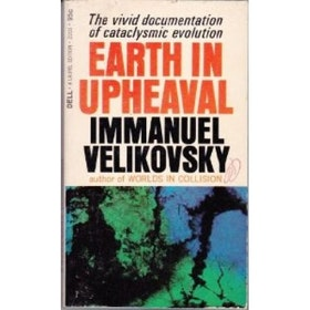 "Velikovsky, Immanuel ""Earth in Upheaval"" POCKET"