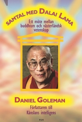 "Goleman, Daniel ""Samtal med Dalai Lama"" INBUNDEN"