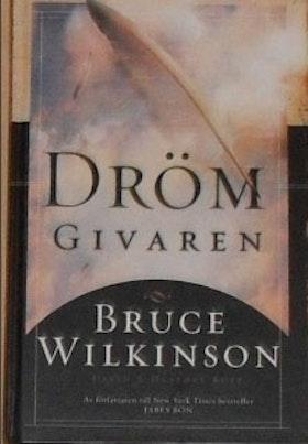 """Wilkinson, Bruce """"Drömgivaren"""" KARTONNAGE"""