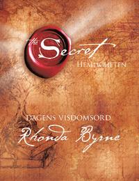 """Byrne, Lorna """" The Secret : dagens visdomsord"""" SLUTSÅLD"""