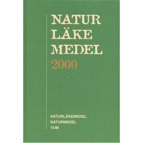 """Färnlöf, Åke """"Naturläkemedel 2000"""" KARTONNAGE"""