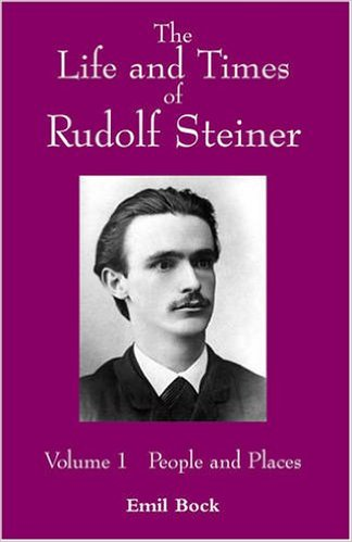"Bock, Emil ""The Life and Times of Rudolf Steiner: Volume 1: People and Places"" HÄFTAD"