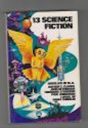 "Conklin, Groff (red) ""13 Science Fiction"" INBUNDEN"