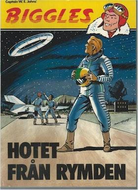 """Stjernvik, Stig """"Hotet från rymden"""" SERIEHÄFTE"""