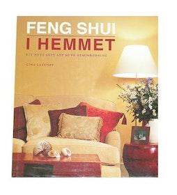 """Lazenby, Gina """"Feng Shui i hemmet"""" HÄFTAD SLUTSÅLD"""