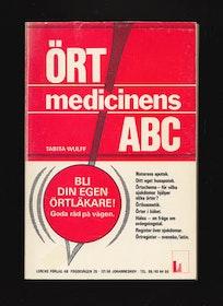 """Wulff, Tabita """"Örtmedicinens ABC"""" HÄFTAD SLUTSÅLD"""
