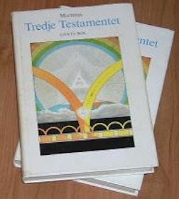 "Martinus, ""Tredje testamentet - livets bok DEL 3"" INBUNDEN"
