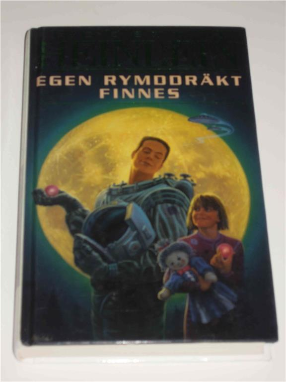 "Heinlein, Robert ""Egen rymddräkt finnes"" POCKET SLUTSÅLD"