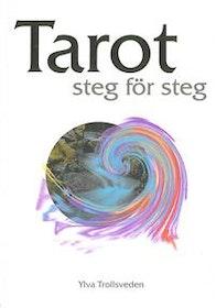 """Trollstierna, Ylva """"Tarot steg för steg"""" HÄFTAD SLUTSÅLD"""