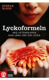 """Klein, Stefan """"Lyckoformeln - Vad vetenskapen kan lära oss om lycka"""" POCKET"""