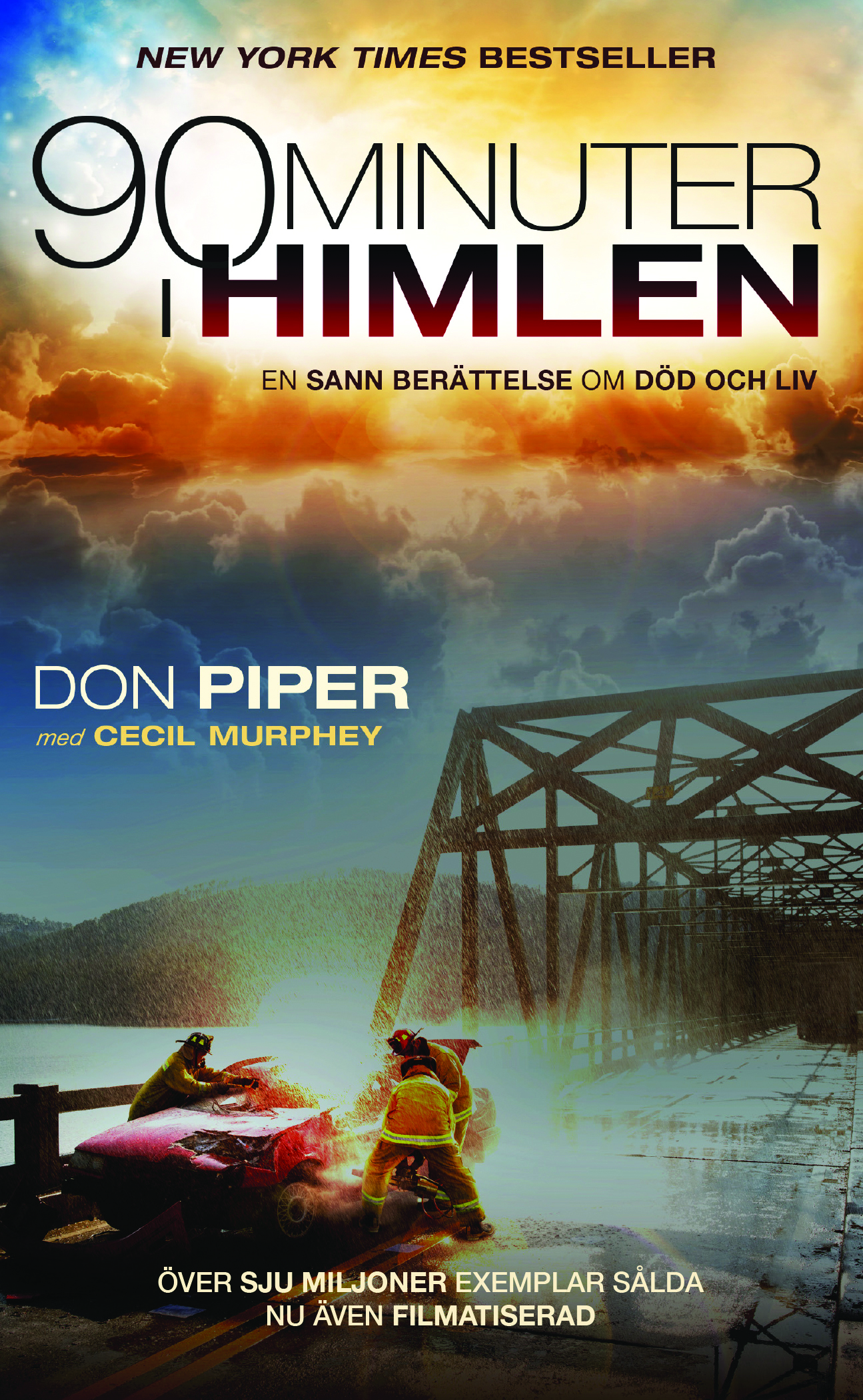 "Piper, Don ""90 minuter i himlen"" POCKET"