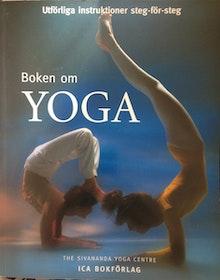 """The Sivananda Yoga Centre """"Boken om yoga. Utförliga instruktioner steg-för-steg"""" HÄFTAD"""
