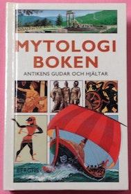 "Estin Colette, Laporte Héléne, Vallon Jacqueline (Red) ""Mytologiboken - antikens gudar och hjältar"" INBUNDEN"