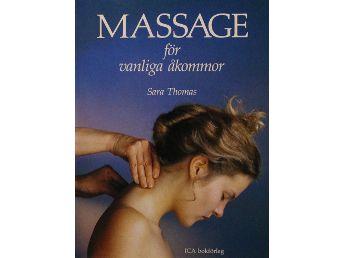 """Thomas, Sara """"Massage för vanliga åkommor"""" HÄFTAD SLUTSÅLD"""
