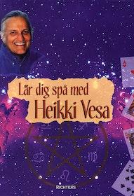 """Vesa, Heikki """"Lär dig spå med Hekki Vesa"""" HÄFTAD"""