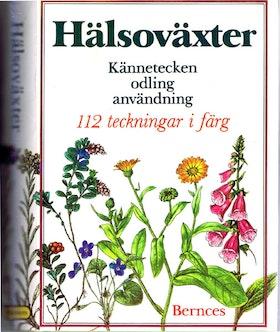 """Thurzová, Ludmila m.fl. """"Hälsoväxter - kännetecken, odling, användning"""" INBUNDEN"""